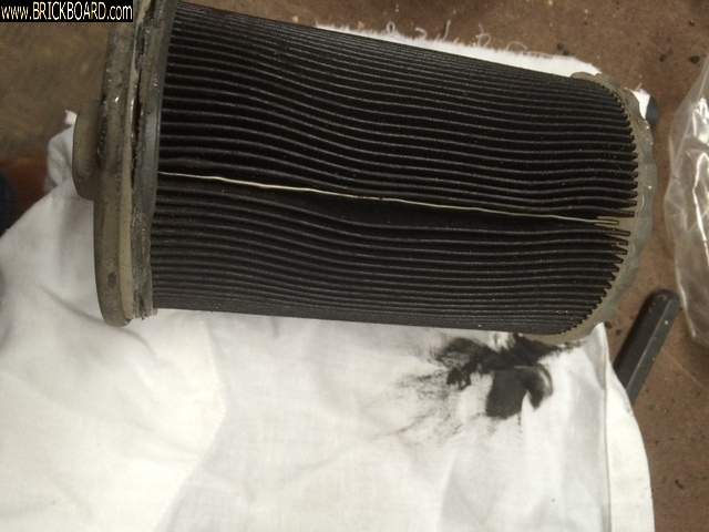 Volvo 700 -- Volvo 240 or 700 Fuel Filter