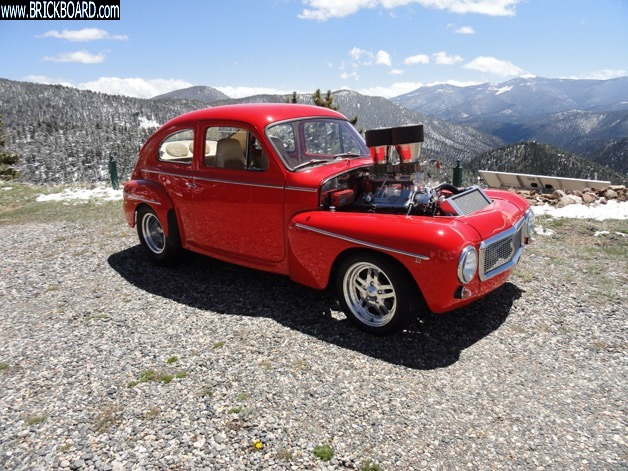Volvo 444-544 -- 1960 Volvo V-8 Street Monster. For Sale in Classifieds