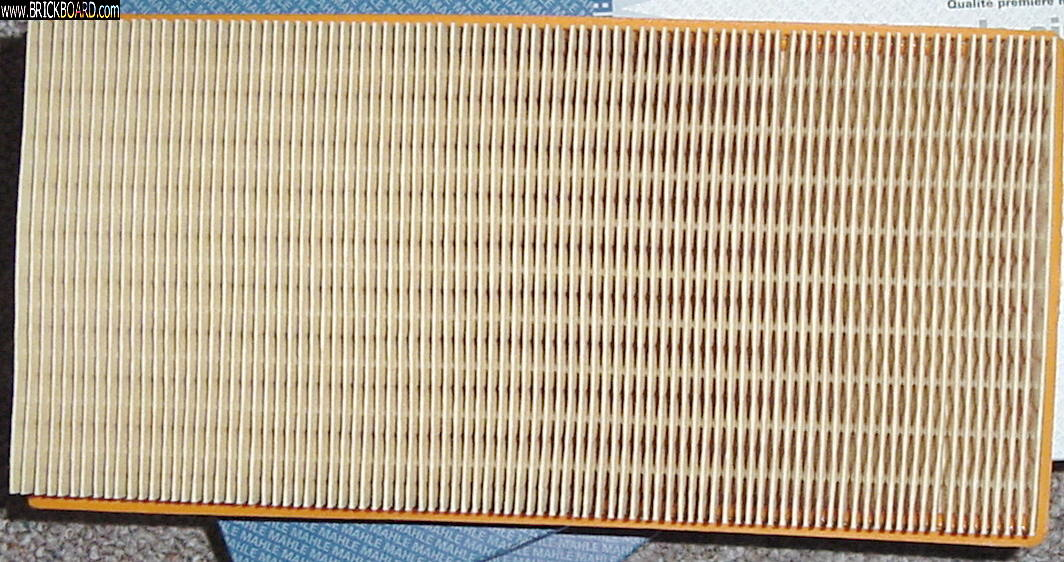 Volvo  -- MAHLE LX-59 Volvo 240 Air Filters (Could not get MANN locally)