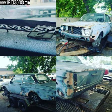 Volvo 140-160 -- Michigan 1971 142e Craigslist